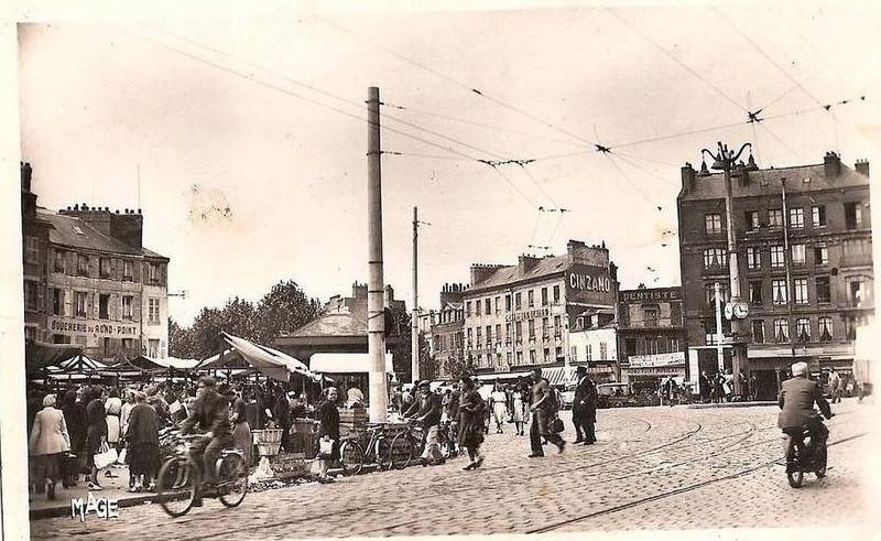 Photos historiques du réseau havrais (bus, tram, funi...) - Page 5 36281239