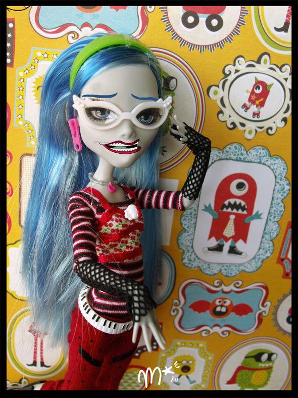 Monster High ---> Forbidden Romance p.5 - Page 2 61823766