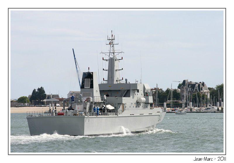 Royal Moroccan Navy OPV-70 / Classe Bir Anzarane 65492428