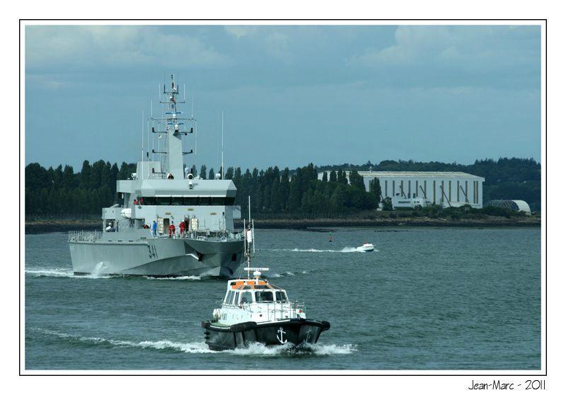 Royal Moroccan Navy OPV-70 / Classe Bir Anzarane 65492335
