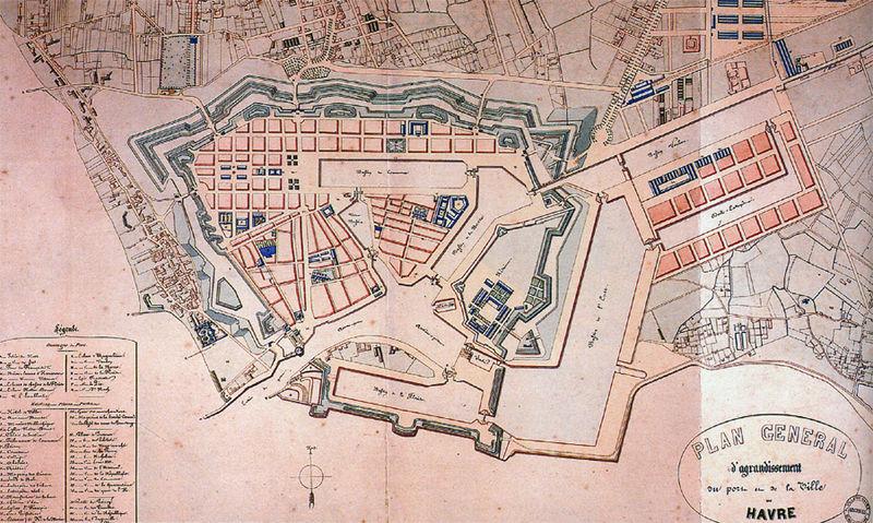 Plans et vues d'un Havre disparu... 31563044