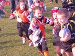 L'Ecole de Rugby du RCR, et les plus grand du RVR