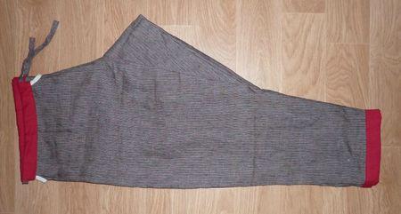 caftan et pantalon mongol XIIIème 72376206_p