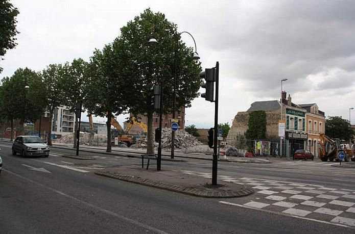 Tramway : En direct du chantier 54140562