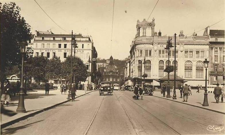Photos historiques du réseau havrais (bus, tram, funi...) - Page 6 57783033