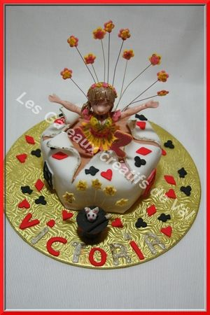 Gâteau LAS VEGAS 52724620_p