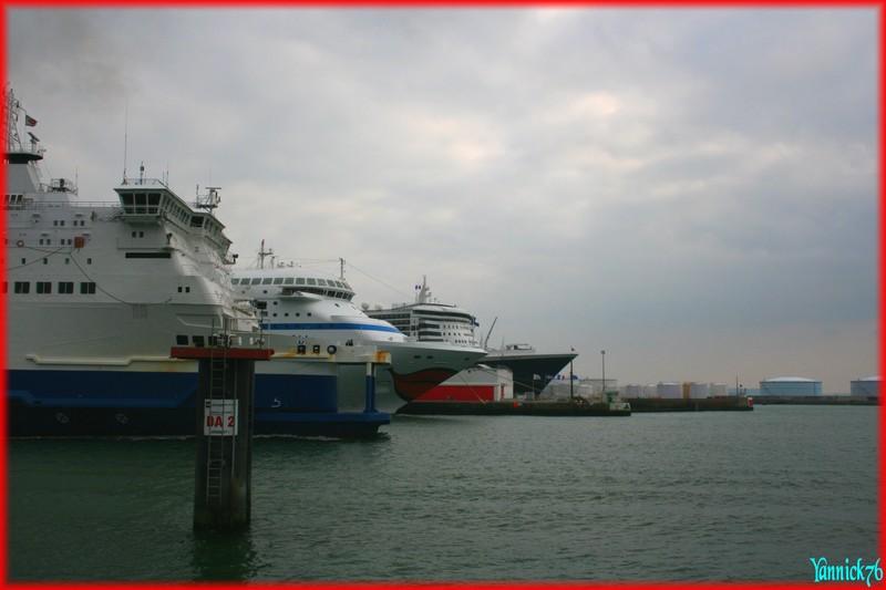 [Le Havre] Croisières et escales de paquebots 11633810