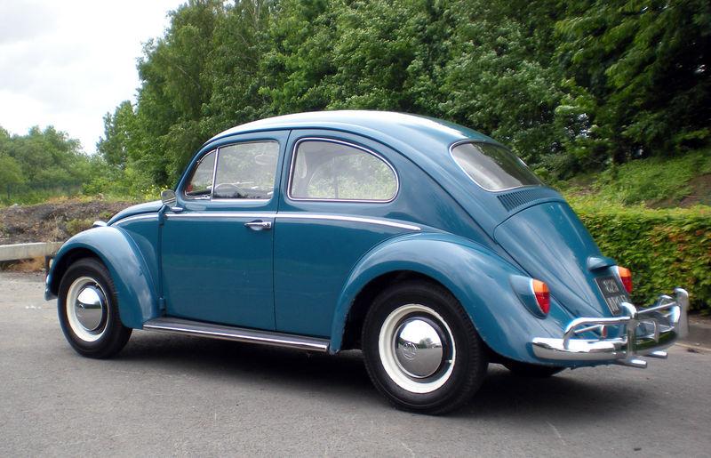 1964 Sea Blue 40085093