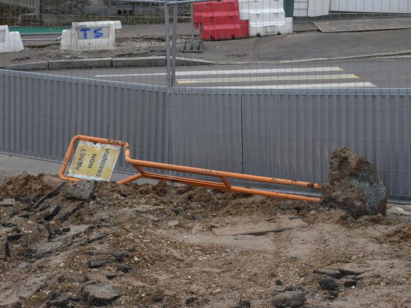 Tramway : En direct du chantier - Page 2 61964001