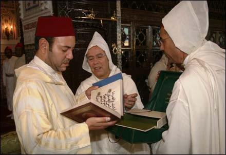نظرية الخط الإسلامي الثالث و رائدها الملك محمد السادس 7909054
