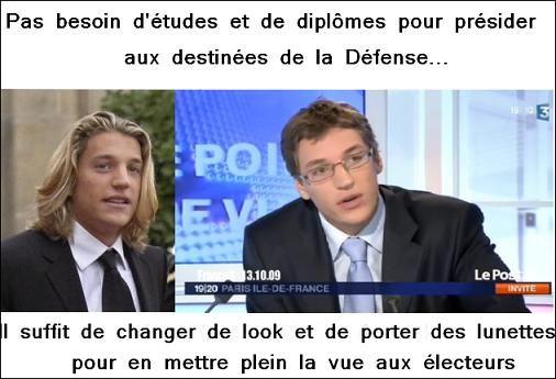 Jean Sarkozy futur président de l'Etablissement public d'aménagement La Défense 45115322