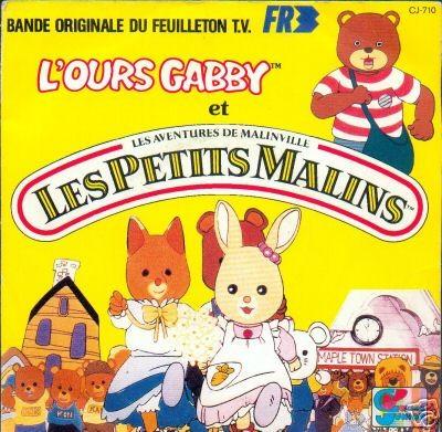 Les petits malins / MAPLE TOWN (Bandai) 1986 23867417_m