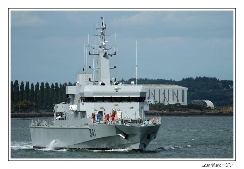 Royal Moroccan Navy OPV-70 / Classe Bir Anzarane 65492357