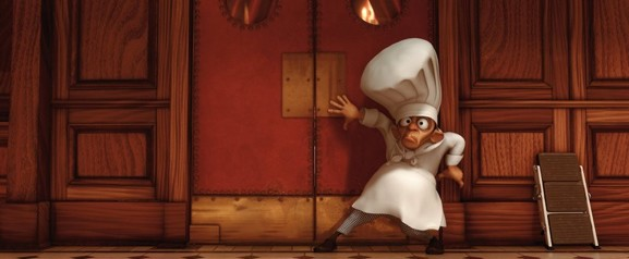Ratatouille [Pixar - 2007] - Page 3 15427861