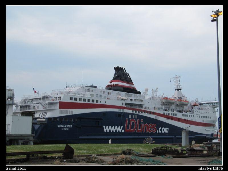 Un nouveau service transmanche au Havre - Page 4 64293564