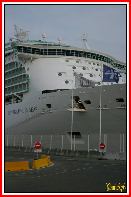 [Le Havre] Croisières et escales de paquebots 12638354