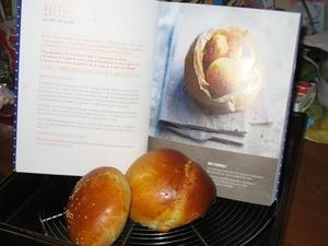 recette - Pains pour Burger maison 76644778_p