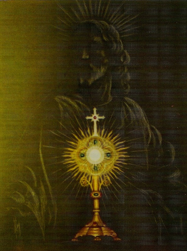 La Communion spirituelle ( prière ). 25258298