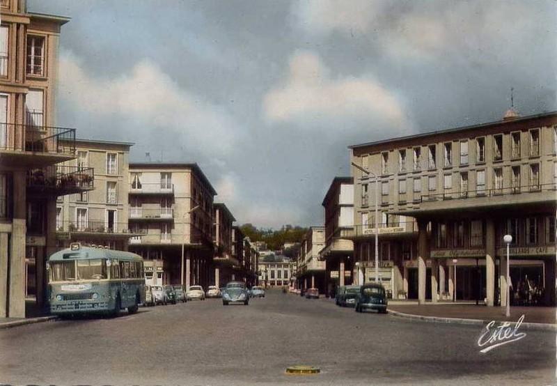 Photos historiques du réseau havrais (bus, tram, funi...) - Page 3 17905177