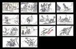 Storyboards de Chicken Little 2 et Les Aristochats 2! 31500668_p