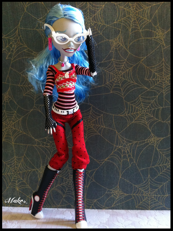 Monster High ---> Forbidden Romance p.5 - Page 4 68691355