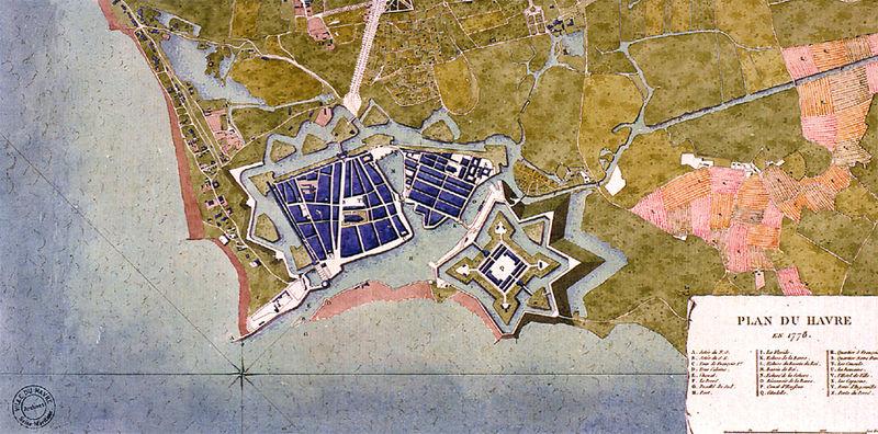 Plans et vues d'un Havre disparu... 31562949