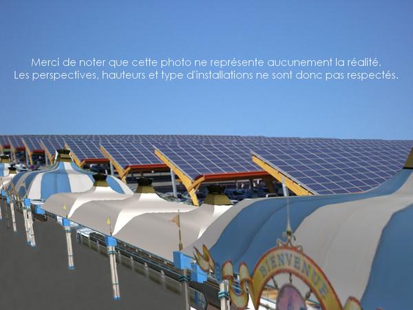 Centrale photovoltaïques sur le parking visiteur (Avancement du chantier p.13) - Page 5 52925061