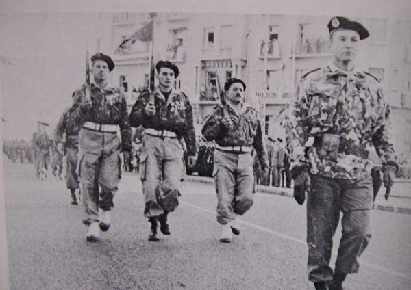 Commando Yatagan et le Général Delayen 29776061