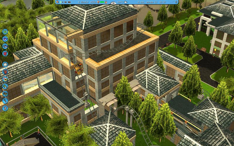 Mon parc sur RCT3 36252237