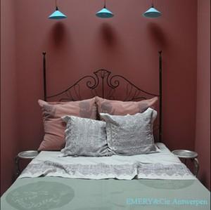 [Conseil déco] chambre avec lit acier noir 16267908_p
