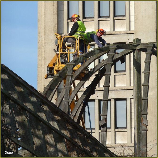 Tramway : En direct du chantier - Page 2 61760242