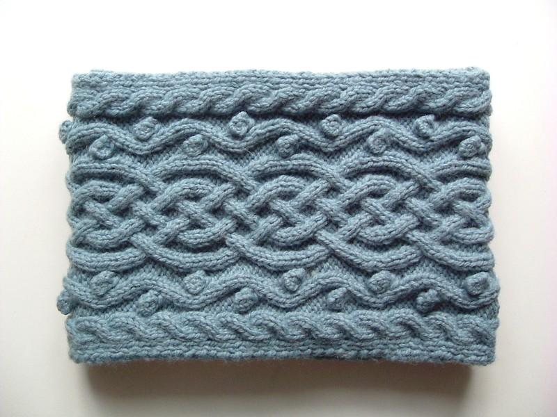 Xin cho ý kiến về đan khăn 23359434