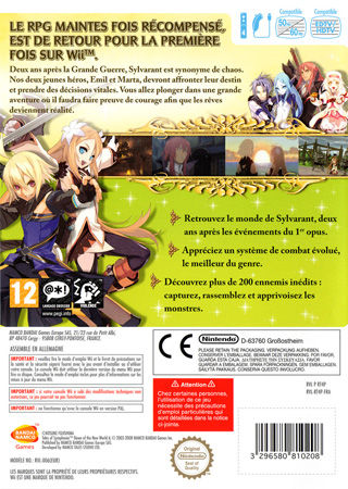 Tales of Symphonia : Dawn of the New World 47600138