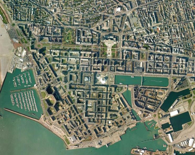 Plans et vues d'un Havre disparu... 31586061