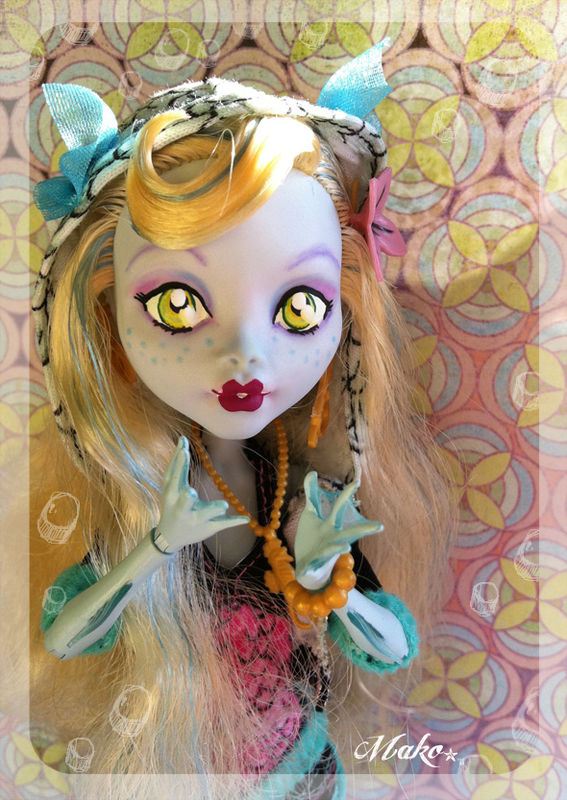 Monster High ---> Forbidden Romance p.5 - Page 4 68762453