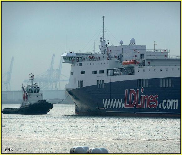 NORMAN VOYAGER - un nouveau ferry au Havre 31917471