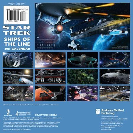 Calendriers Star Trek [plusieurs éditeurs successifs] 55421564_p