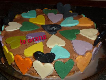gâteau avec des coeurs 46010521_p