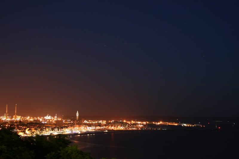 [Le Havre] Plan lumière 5626203