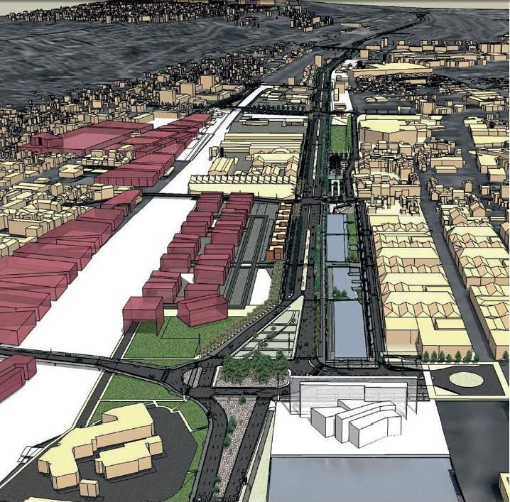 Nouvelle entrée de ville au Havre : un chantier colossal ! 39741654