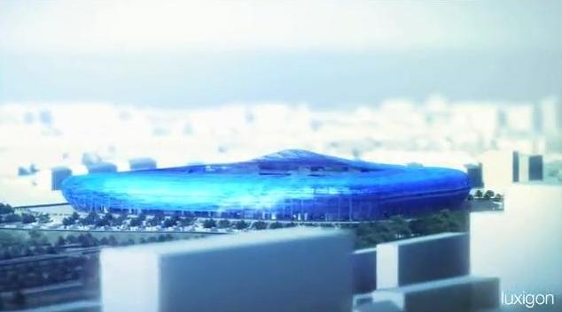 Le grand stade du Havre 42285583