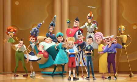 Bienvenue Chez les Robinson [Walt Disney - 2007] 13019547_p