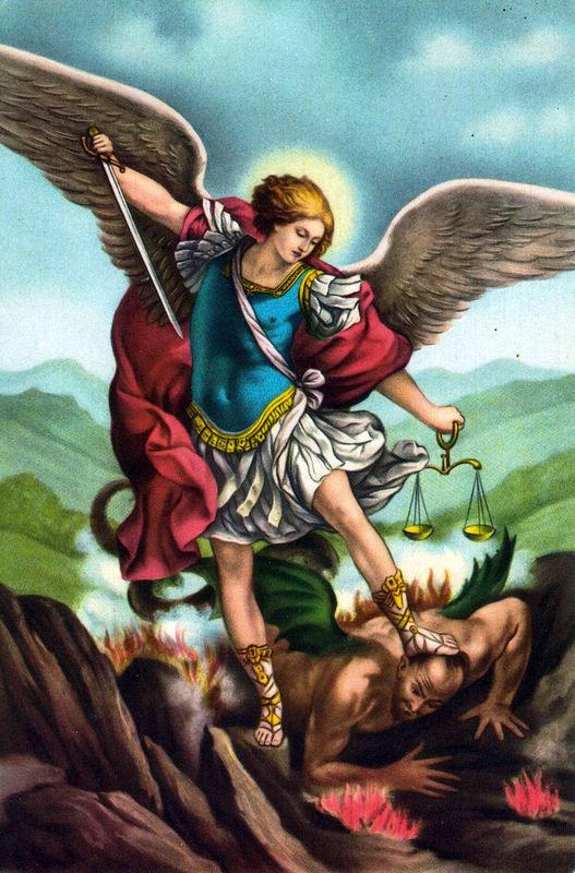Es - ce que l'archange Anaël  a un pouvoir de guérison? 31799713