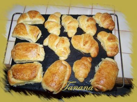 mes pains au chocolat et mes croissants à la map 23501383_p