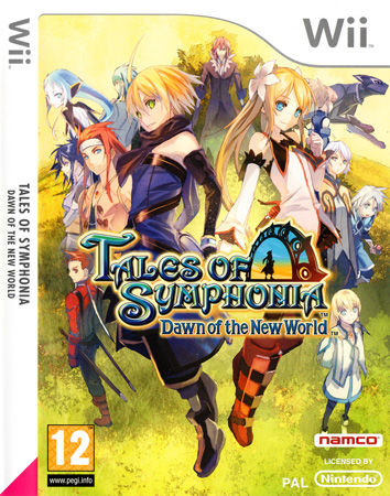 Tales of Symphonia : Dawn of the New World 47600130