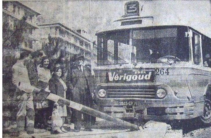 Photos historiques du réseau havrais (bus, tram, funi...) - Page 6 63875067