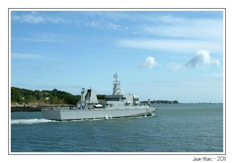 Royal Moroccan Navy OPV-70 / Classe Bir Anzarane 65492417