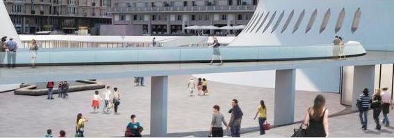 [Le Havre] Le Volcan Niemeyer en travaux jusqu'en 2014 64332656