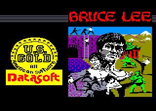 [Amstrad] Bruce Lee 26592832