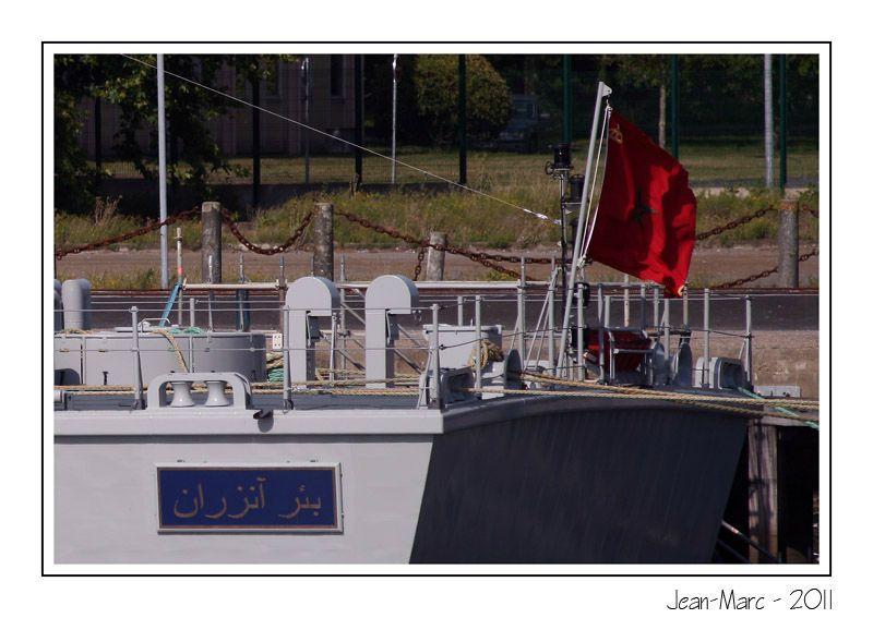 Royal Moroccan Navy OPV-70 / Classe Bir Anzarane 65928909